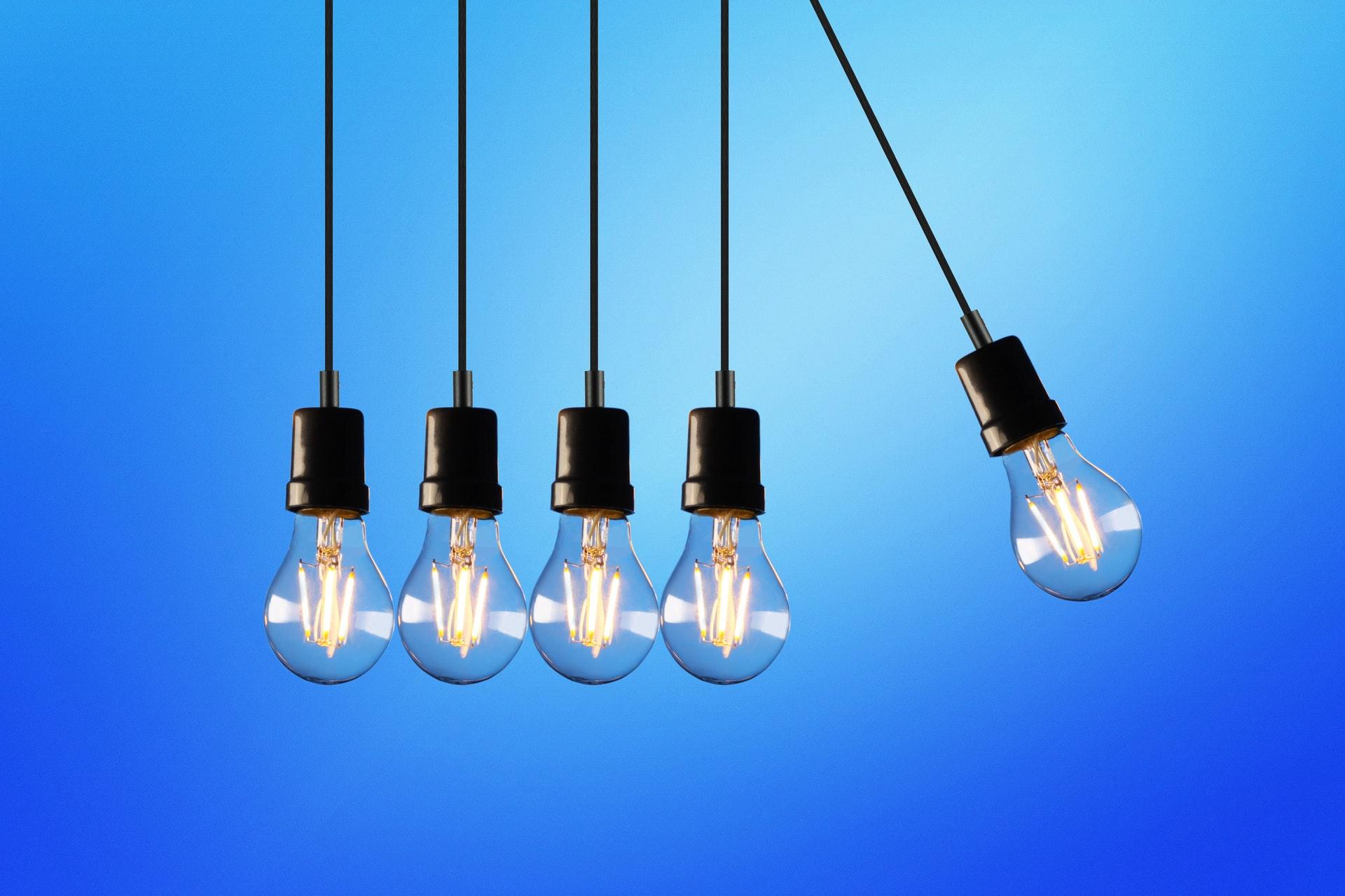 energie lichten