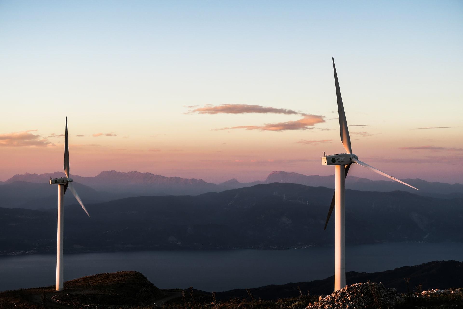 groene energie windmolens
